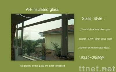 Tempered Insulated Glass