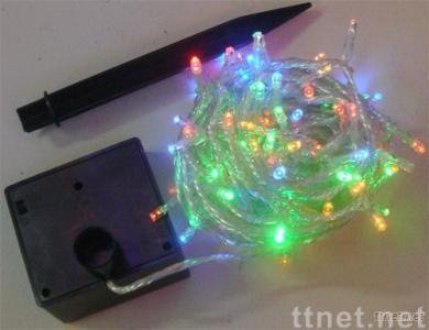 solar christmas light/solar string light/decoration light/holiday lights