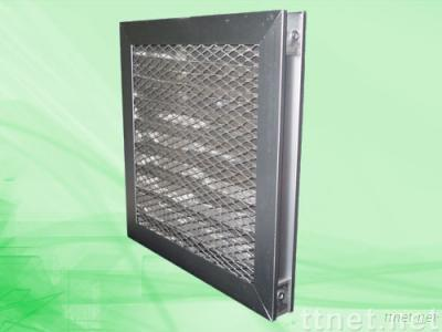 Metal mesh pre-filter,panel filter, plank filter, filter pad