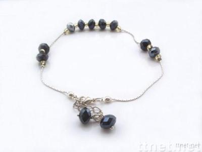 dark crystal anklet