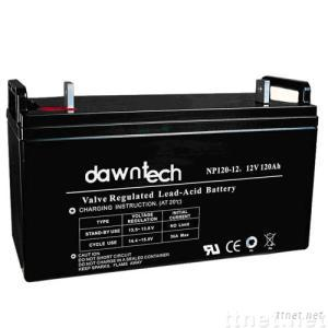 Sealed lead-acid Batteries