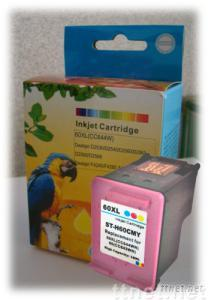 HP 60 black and color ink cartridges