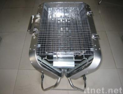 charcoal barbeque grill