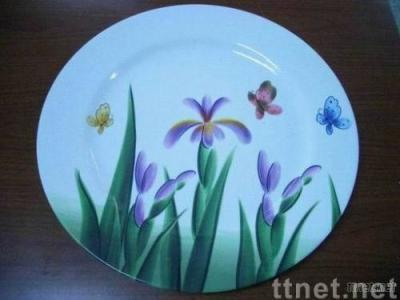 supply all kinds of melamine plate