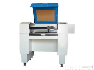 Semi-Automatic CO2 Laser Cutting / Engraving Machine