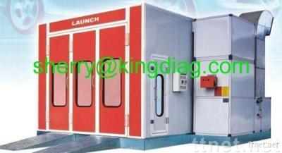 Launch spray booth cch101