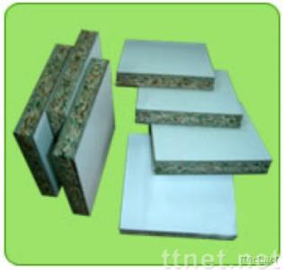 HRM particle board