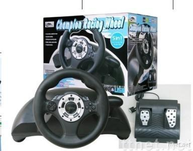 game racing wheel