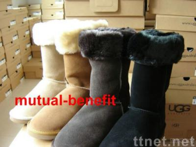 Fashion ugg boots  5815 ugg boots snow boots winter boots made in china with R.5 kinds of colors ,sz:6-10us