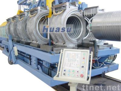 PVC Pipe Machine-UPVC SBG-1000 Double Wall Corrugated Pipe Extrusion Line