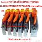 Ink Cartridge PGI125 CLI126
