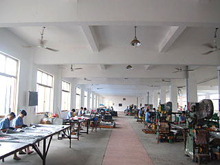 working factory