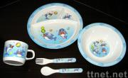 Melamine Dinner Set for Kids