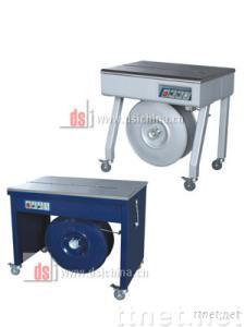 DBA-100 Semi Automatic, Standard strapping machine