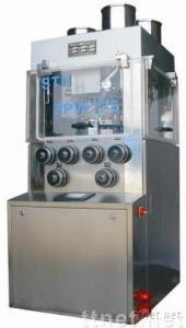 ZPW series Triple-color and Multi-function Rotary Tablet Press Machine