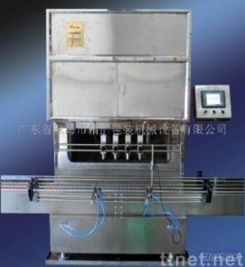Full-automatic oil line filling machine 04B