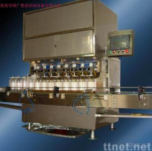 Full-automatic bottle filling machine 08A