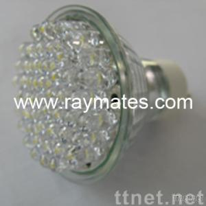 48pcs LEDs Spot Light (GU10)