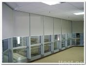 chain operating roller blind