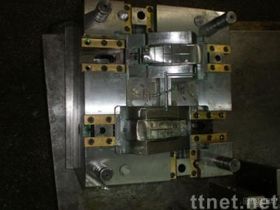 injection molds from Shenzhen China