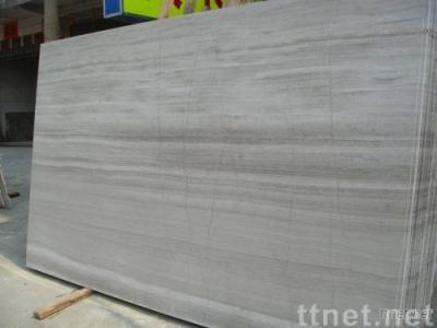 Gray Wooden Marble slab