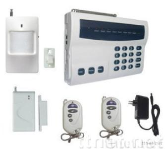 Wireless & Wired Home Security Alarm