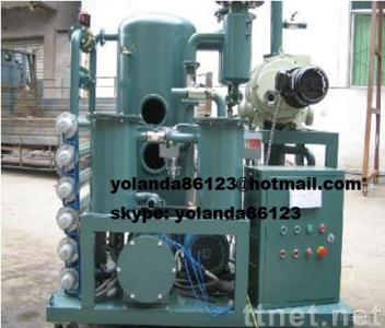Vacuum Transformer Oil Filtration Plant