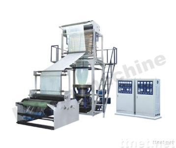 Double-Layer Co-Extruding&Rotary Die Head Film Blowing Machine