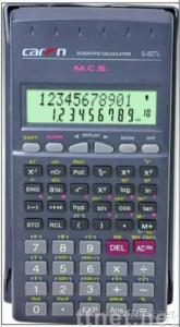 scientific calculator S-82TL