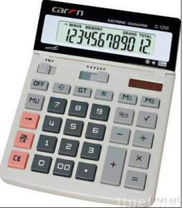 desktop calculator D-1200