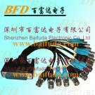 CCTV surveillance DVR card cable--VGA cable