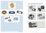 precision machining hardware