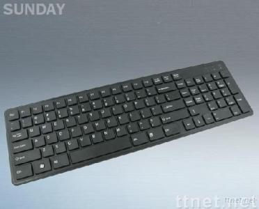S-KM227 Slim Full-size Keyboard