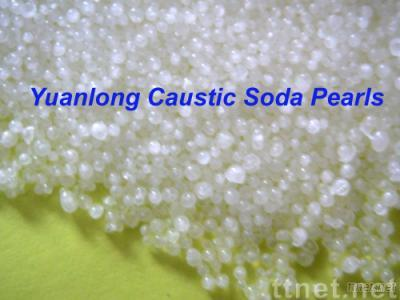 Caustic soda pearls/prills/beads/granule/pellets