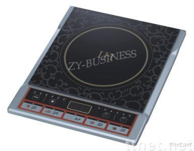 (New Induction Cooker Easy to Clean Panel