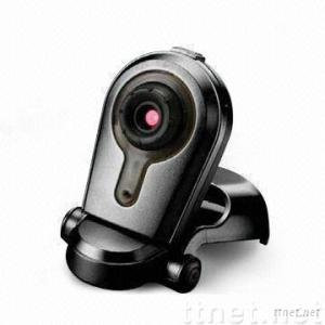 2.0-megapixel CMOS Web/PC Camera with Built-in Magic Cover Stand