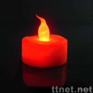 magic candle,lighted candle and flashing candle