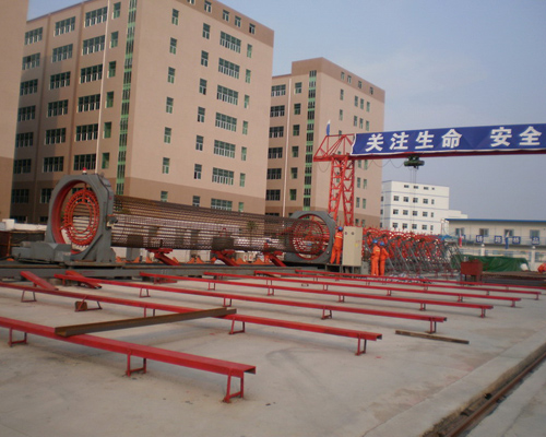 LH Reinforcing Steel Machinery Co./Xiamen Lianhuan Steel Products Processing Co.