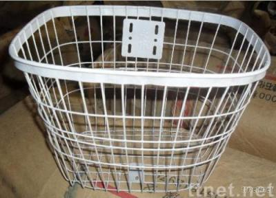 bicycle basket, front basket