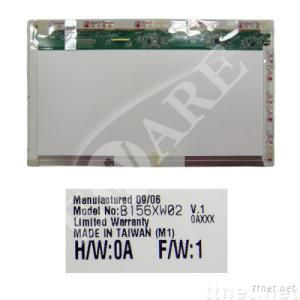 TFT LCD panel B156XW02 for laptop