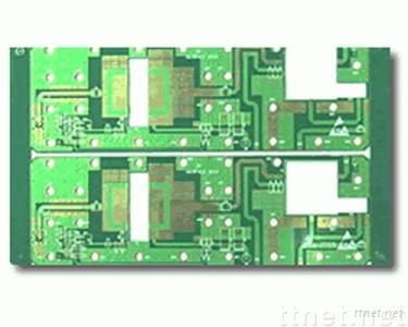 Printed Circuit Board(High Frequency+soft Gold plating)