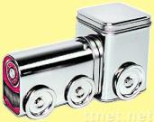 Car shaped tin box, tin cans--Novel shape