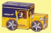 Car shaped tin box,tin cans--Novel design