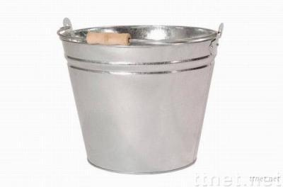 Galvanized bucket--Rohs approved
