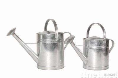 Galvanized watering cans--Durable