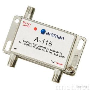 TV AMPLIFIERS--A1/A2 Series
