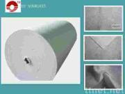 spunlace nonwoven fabric for synthetic leather substrate