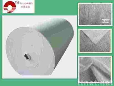 spunlace nonwoven fabric for sanitation and wiping material