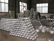 steel pipe fitting BW SW TRD