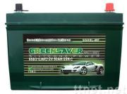 greensaver car battery 12v80ah